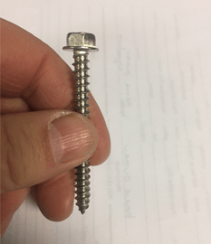 Single Screw Side